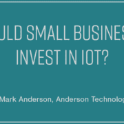 Internet of Things IOT Small Business