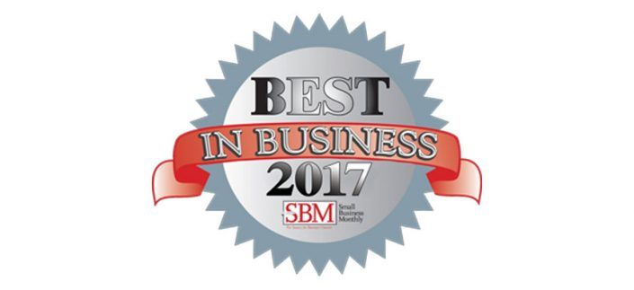 SBM Best in Business 2017