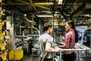 IT Support for Manufacturing Industry