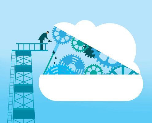 Cloud Storage Service Provider Keeps Things Working Smoothly