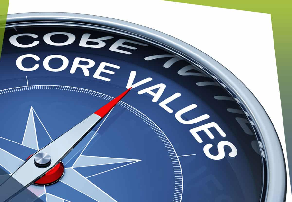 The core values at the heart of Anderson Technologies