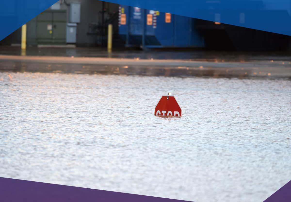 Recent flooding in St. Louis Missouri