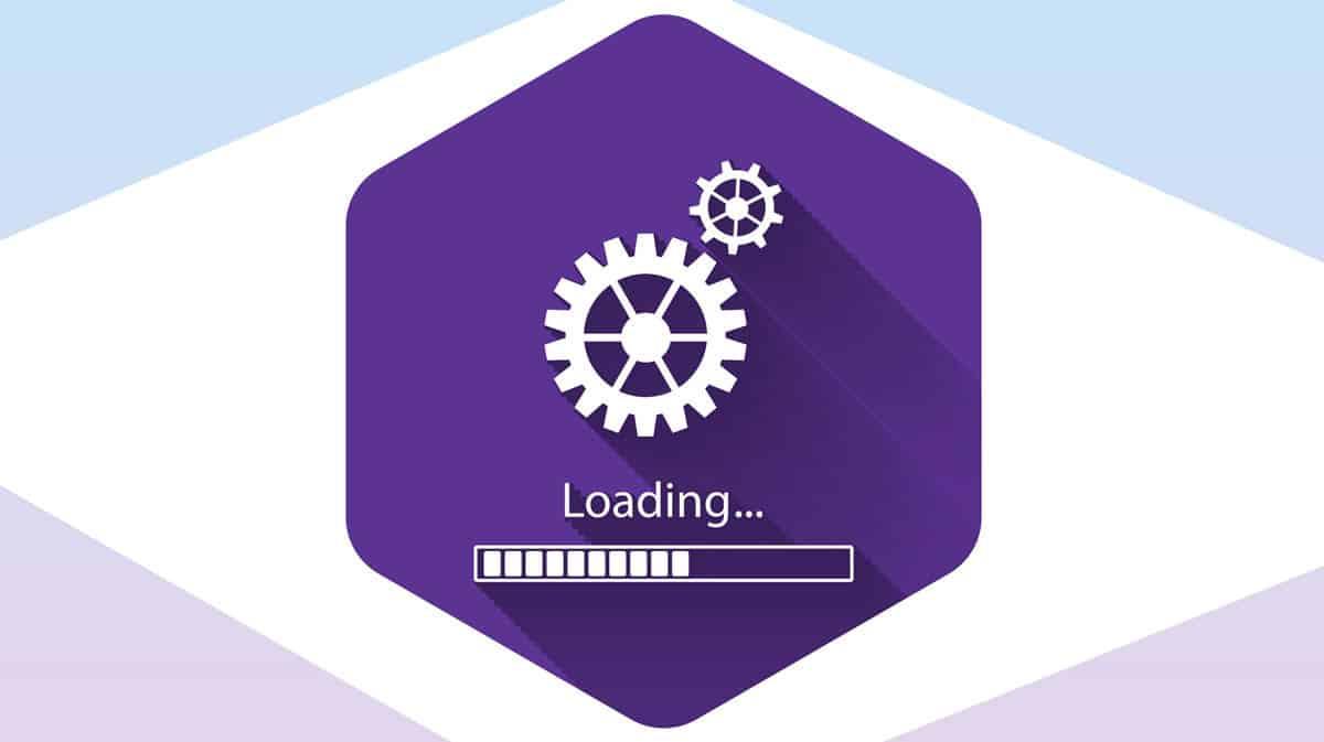 computer loading bar