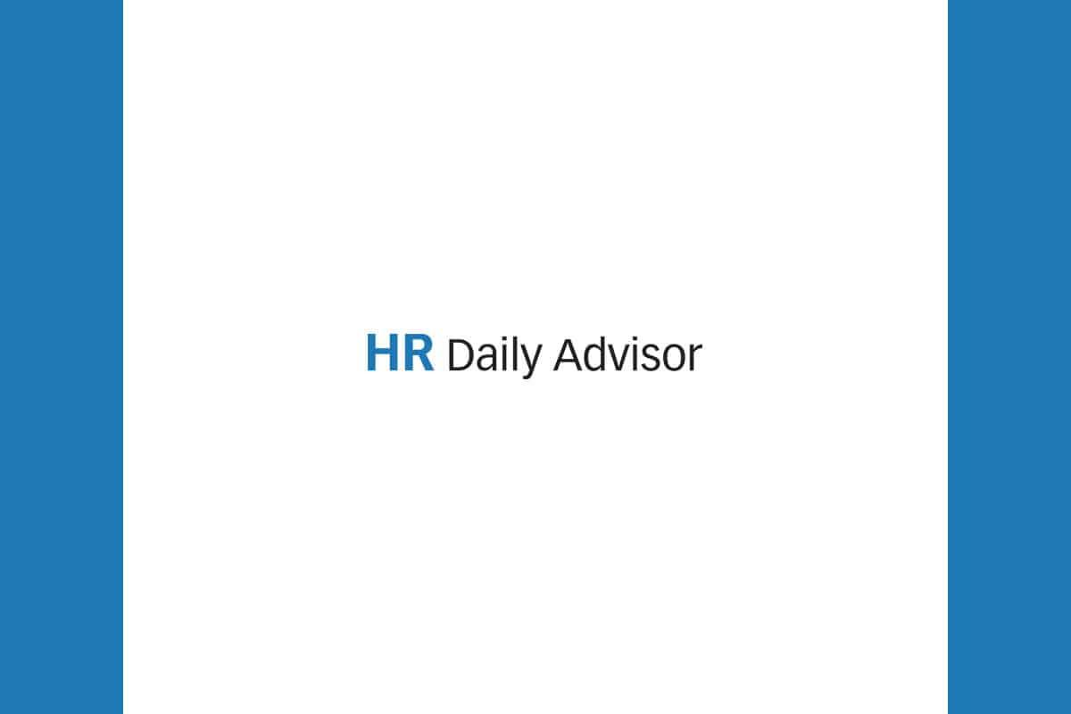 HR Daily Advisor