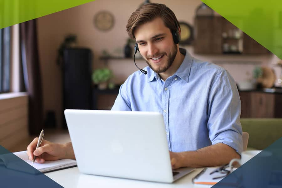 A hybrid approach to working from home