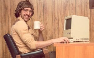 Still running tech from the 70s?