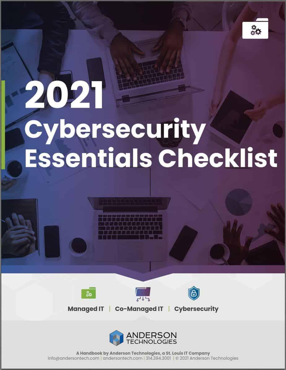 2021 Cybersecurity Essentials