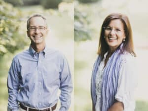 Mark and Amy Anderson