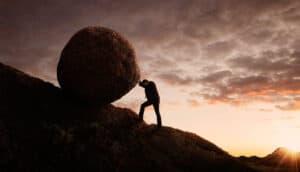 Facing insurmountable odds?