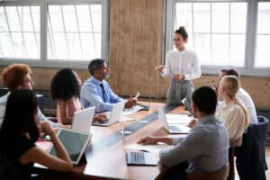 Meeting to Address Your IT Services Needs